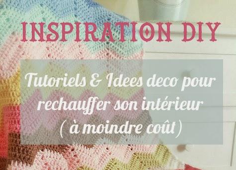 Inspiration DIY : tutos et idées déco pour réchauffer son intérieur