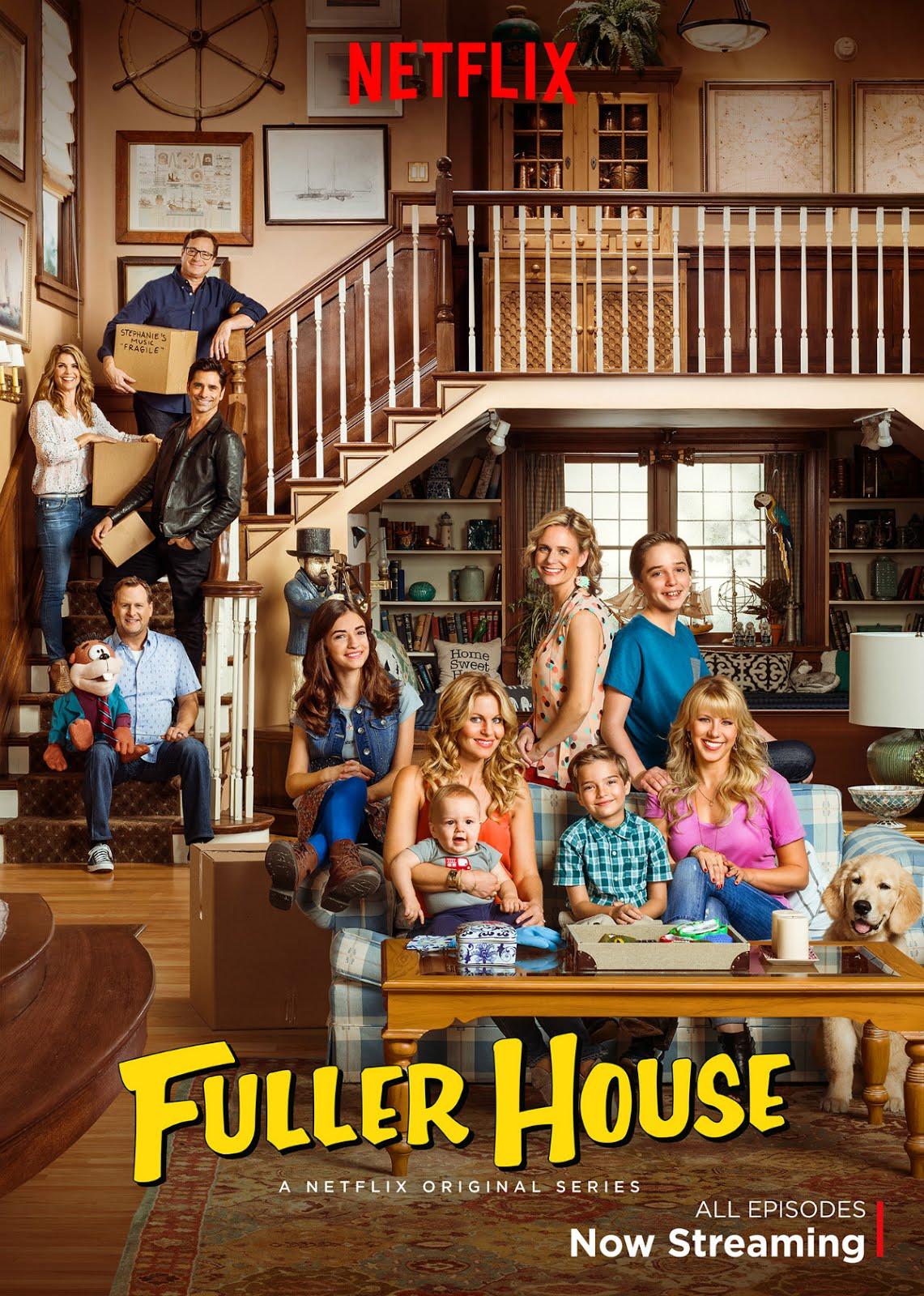 La Fête à la maison : 20 ans après - Saison 2 [Streaming] [Telecharger]