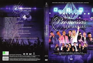DVD Promessas Sertanejas (2015)