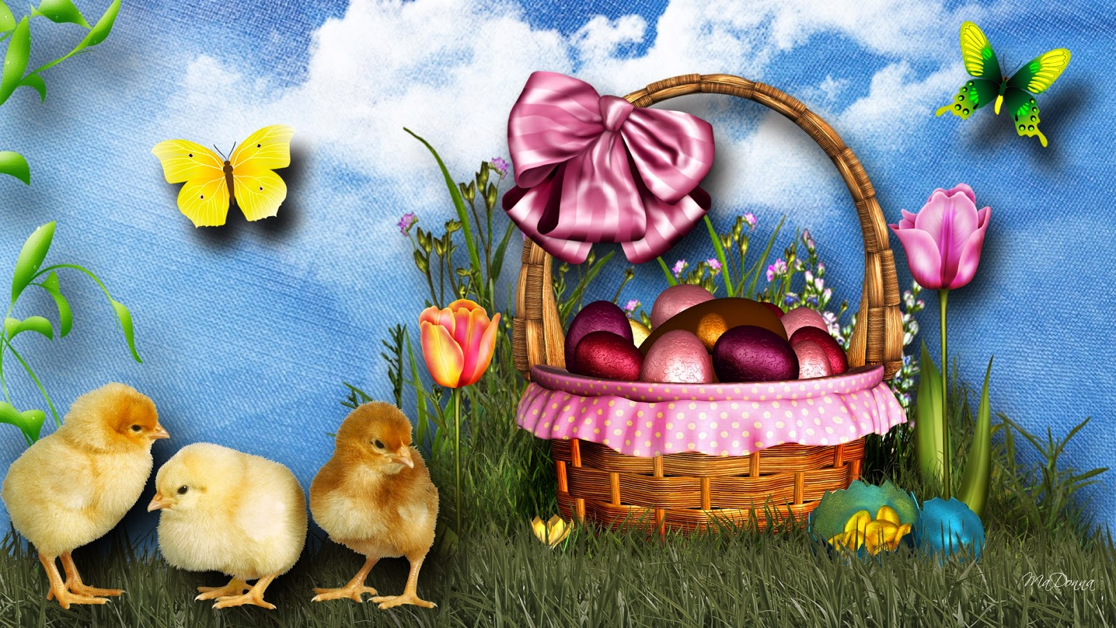 Easter Holiday 2015 April Wallpapers Wishes Happy