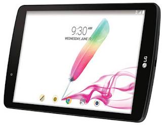 Harga Tablet LG Pad II 8.0 LTE terbaru