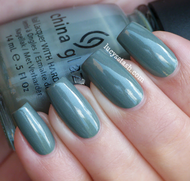 Lucy's Stash: China Glaze Elephant Walk from on Safari collection for Fall 2012