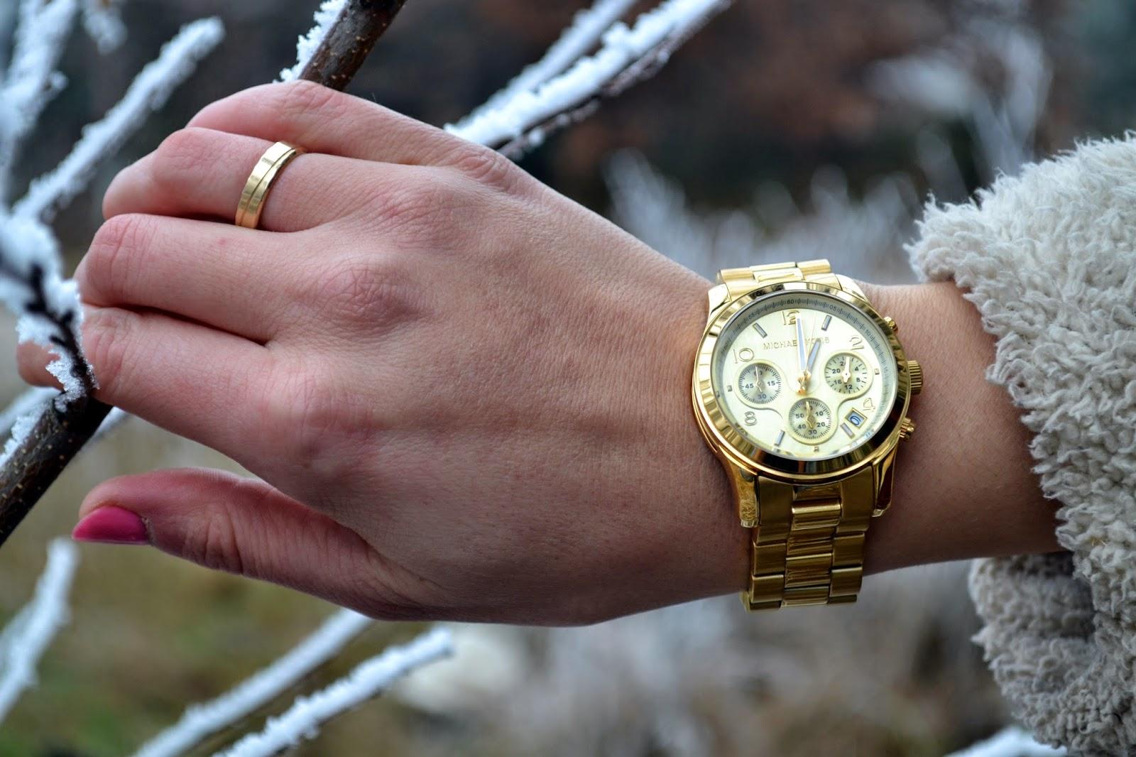 Michael Kors, michael kors mk5055, zegarek kors