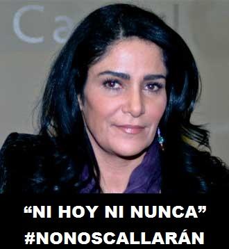 """""""NI HOY NI NUNCA"""" #NONOSCALLARÁN, ARTÍCULO DE LYDIA CACHO"""