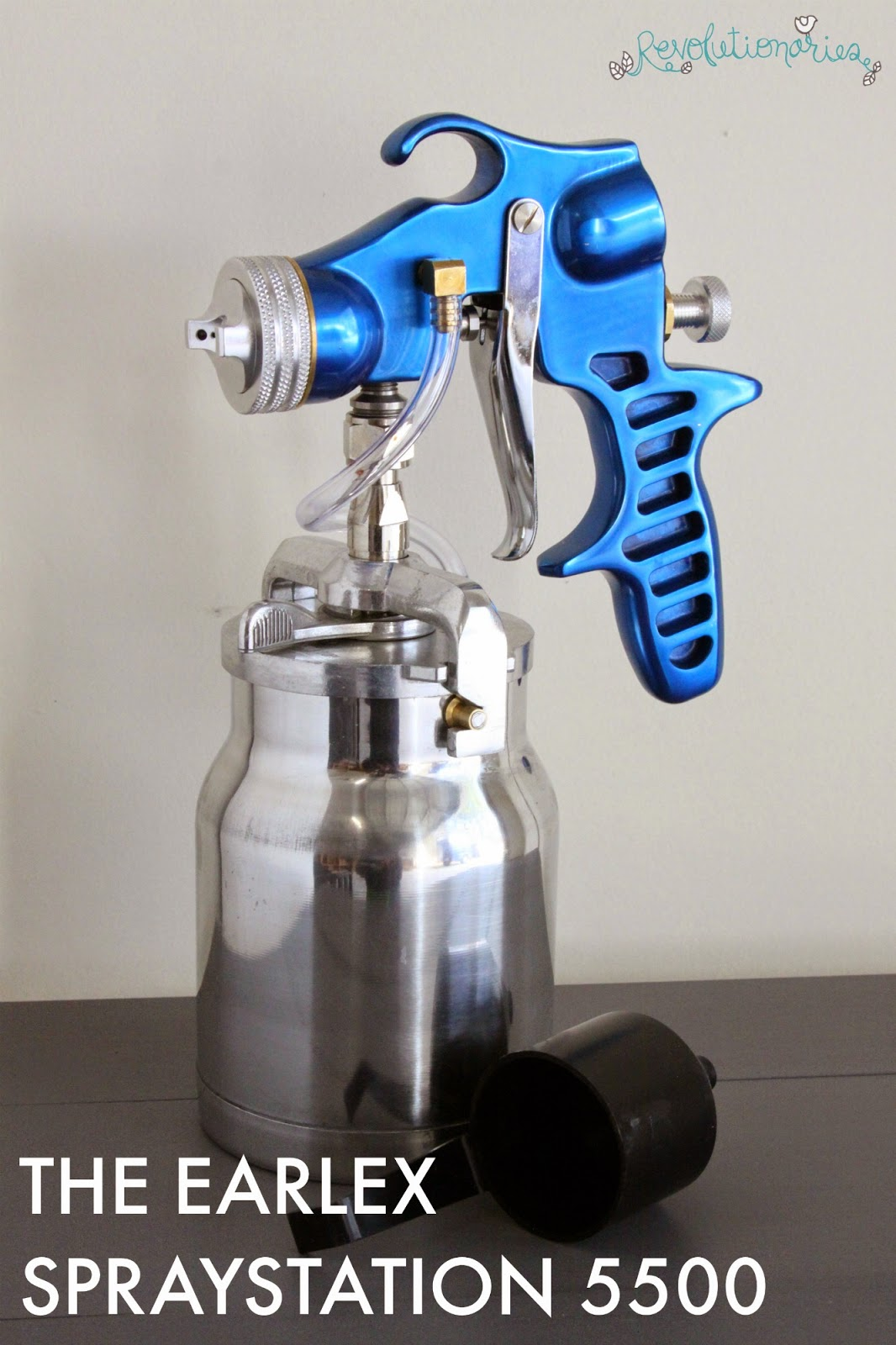Revolutionaries earlex hv5500 spray station review - Earlex spray station ...