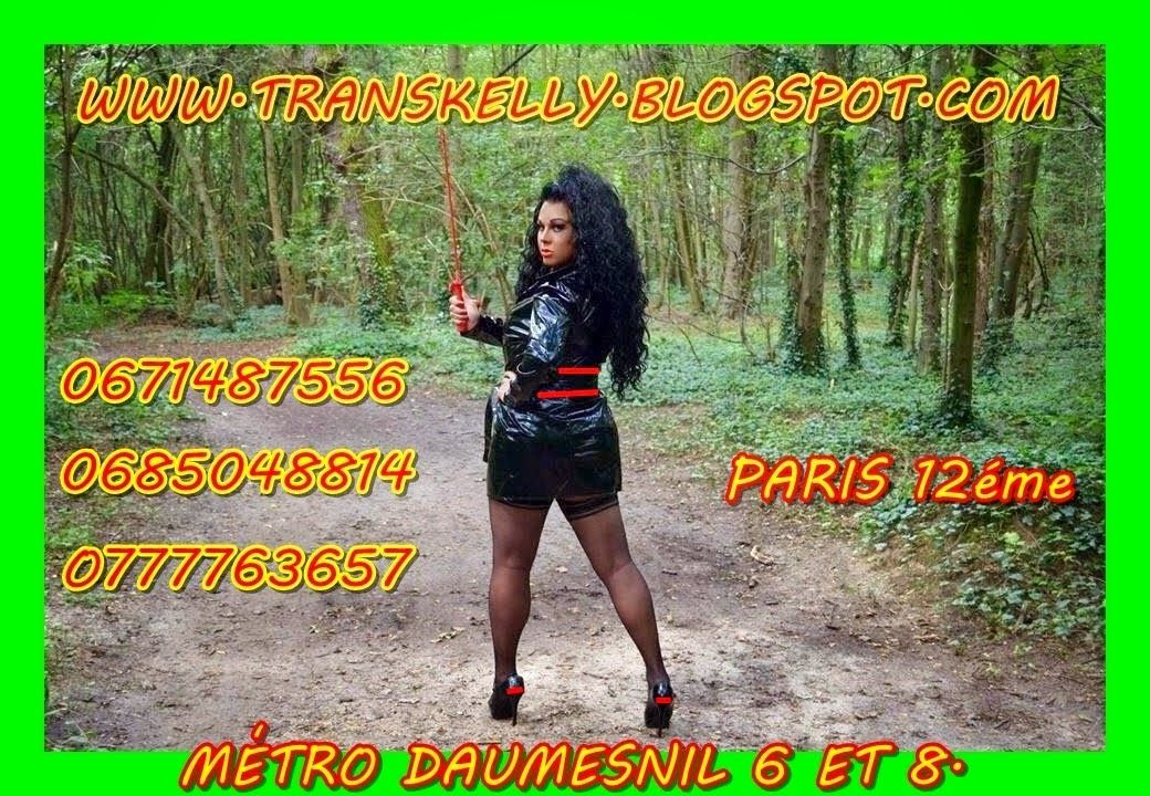 ESCORT TRANS A PARIS DISPO
