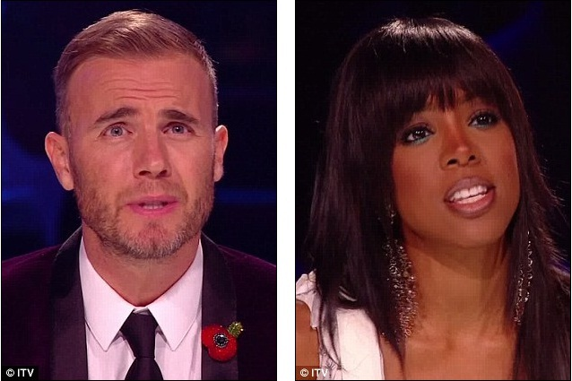 Factor shocker as The Risk and Johnny Robinson are voted off in