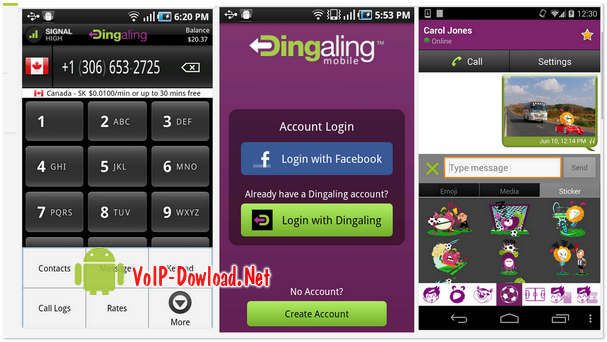 Download DingAling For Android