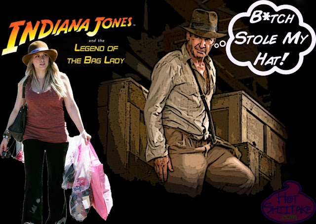 Hilary Duff Indiana Jones