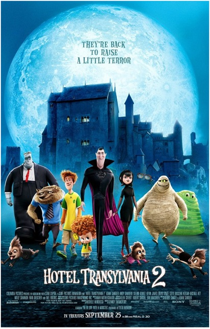 Image of Hotel Transylvania 2 ( 2015 ) Bluray 720p Subtitle Indonesia