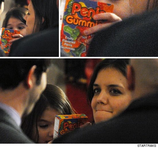 suri cruise pacifier. Suri Cruise was spotted with
