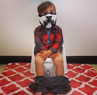 Kids ski mask