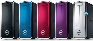 Dell Inspiron 660s Desktop Colors