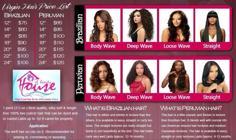 Low Cost Virgin Hair