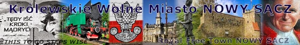 Królewskie Wolne Miasto Nowy Sącz Polska