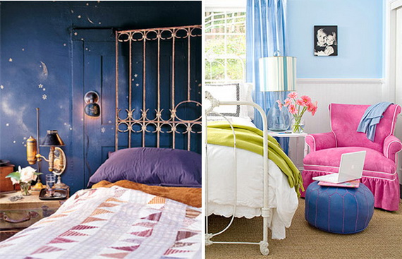 if you one of people whom love their bedrooms to be colorful and tumultuous with some amazing bold colors dont think that designing your bedroom with - Colorful Bedroom