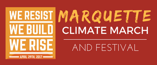 Marquette Climate March Apr. 29