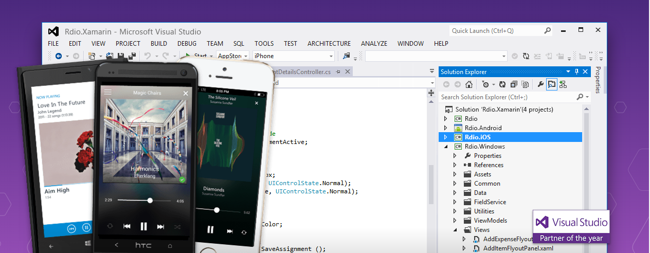 Xamarin Android: Working with material design