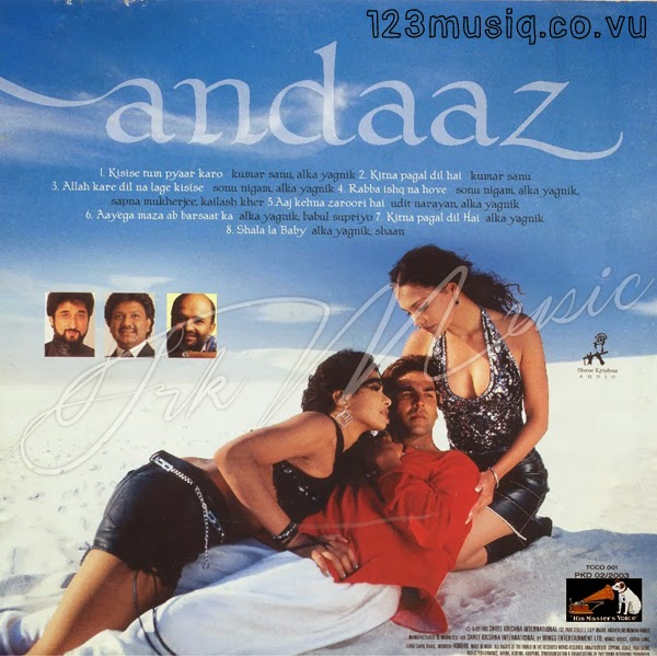 Andaaz Songs Free Download
