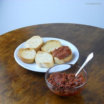 Pasta z suszonych pomidorów - Czytaj więcej »