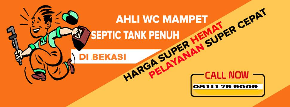 Tarif Jasa Sedot Wc Murah Berkualitas Di Bekasi