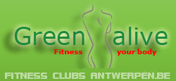 fitness centrum club GREEN ALIVE Antwerpen groepslessen kyalin verzorging hoogtetraining slim belly