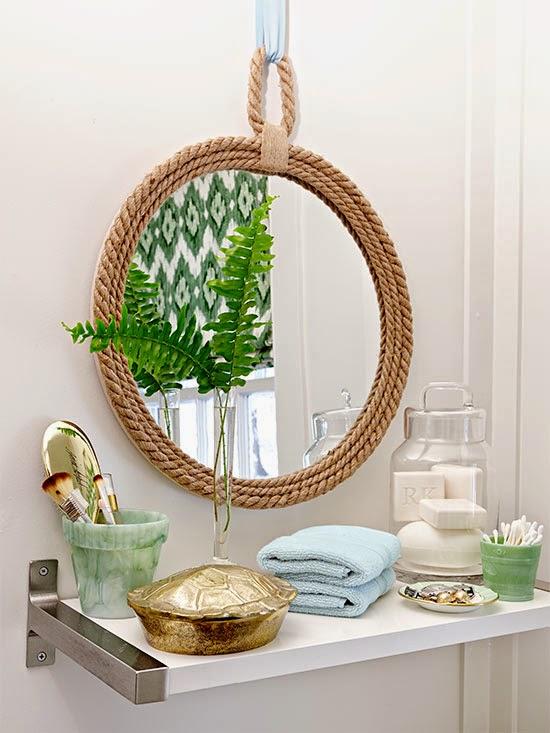 Ideas Simples Para Decorar El Baño: Decoración de Interiores: Ideas para decorar su cuarto de baño