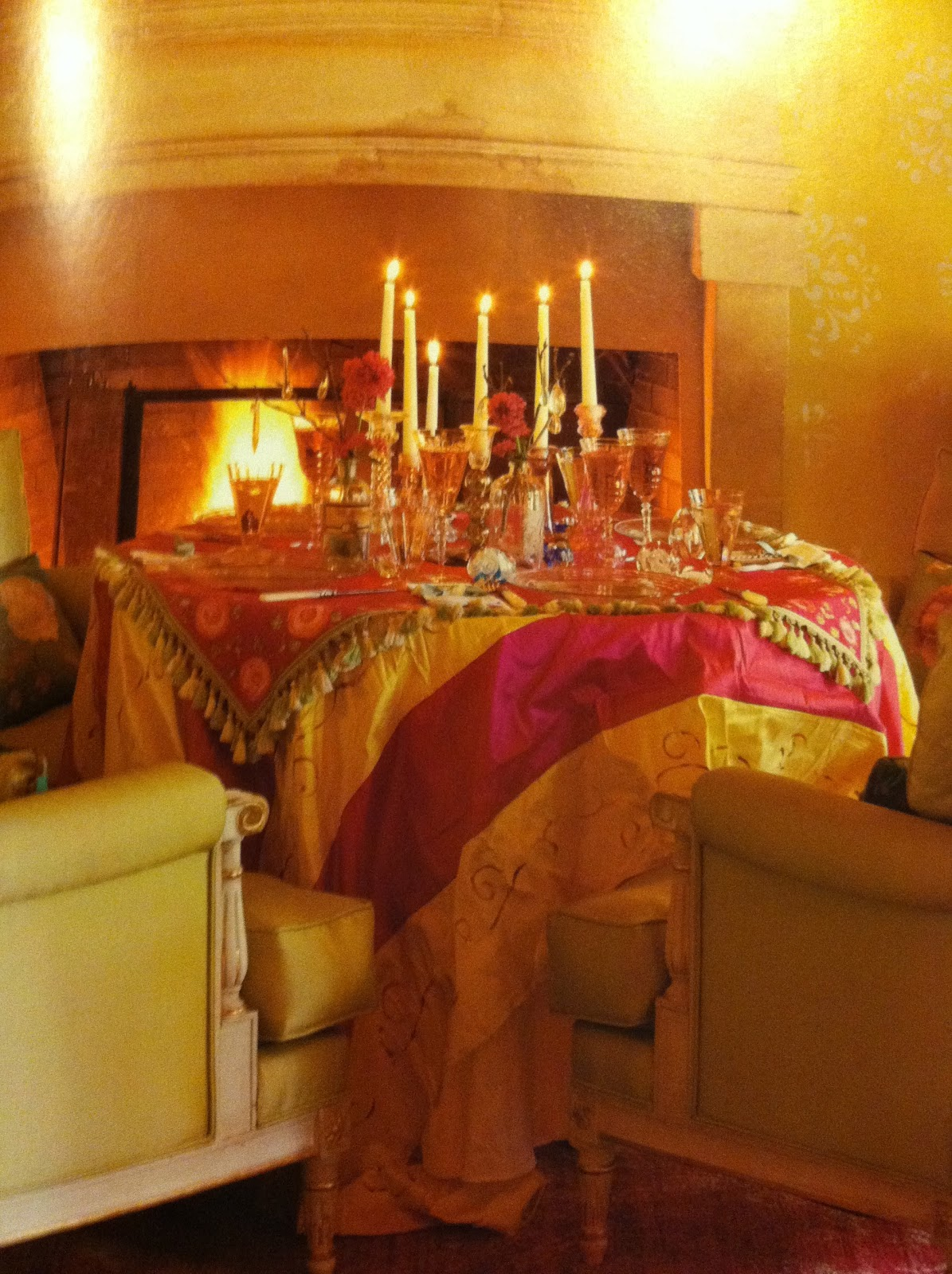 Romantic Night Ideas At Home And This Romantic Dinner For