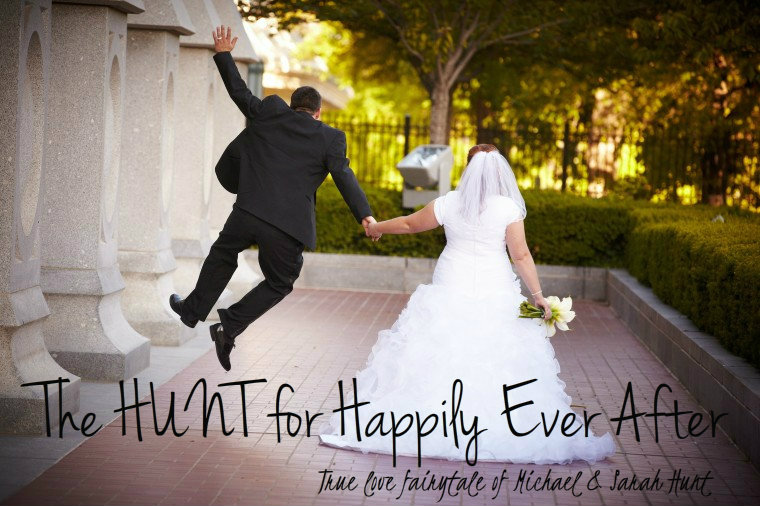The HUNT for happily ever after