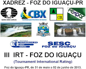 III  IRT DE XADREZ-FOZ