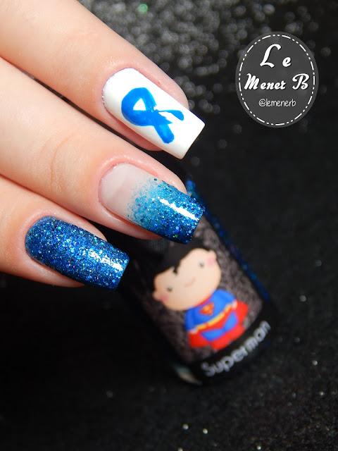 esmalte superman