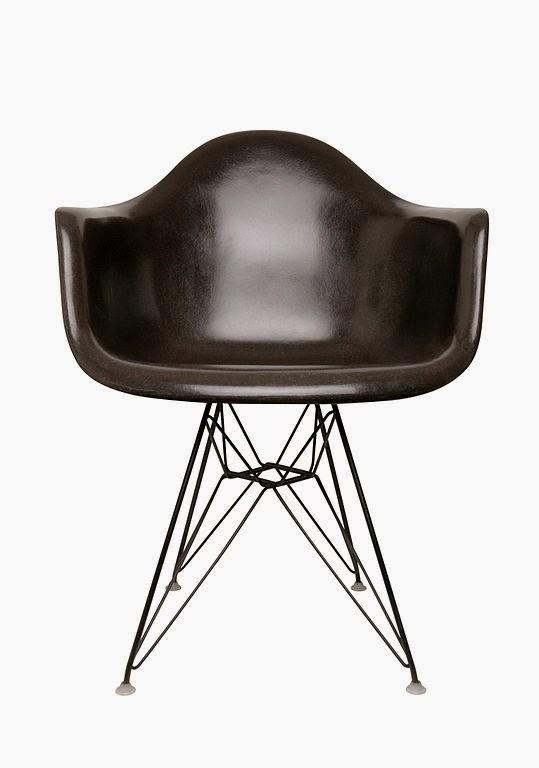 Eames 'Eiffel-tower' Fiberglass Armchair