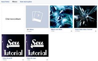 baixar todas fotos album facebook