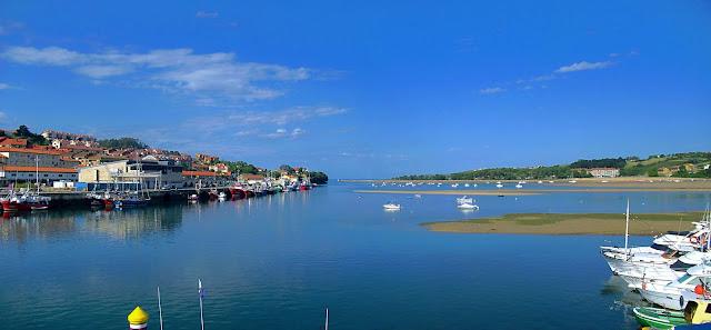 Estuario de San Vicente de la Barquera