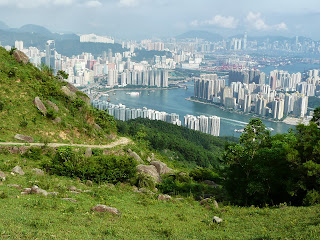Yes, this is Hong Kong! :)