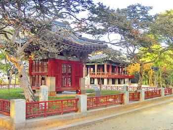 Gyeonggijeon Jeonju hanok village