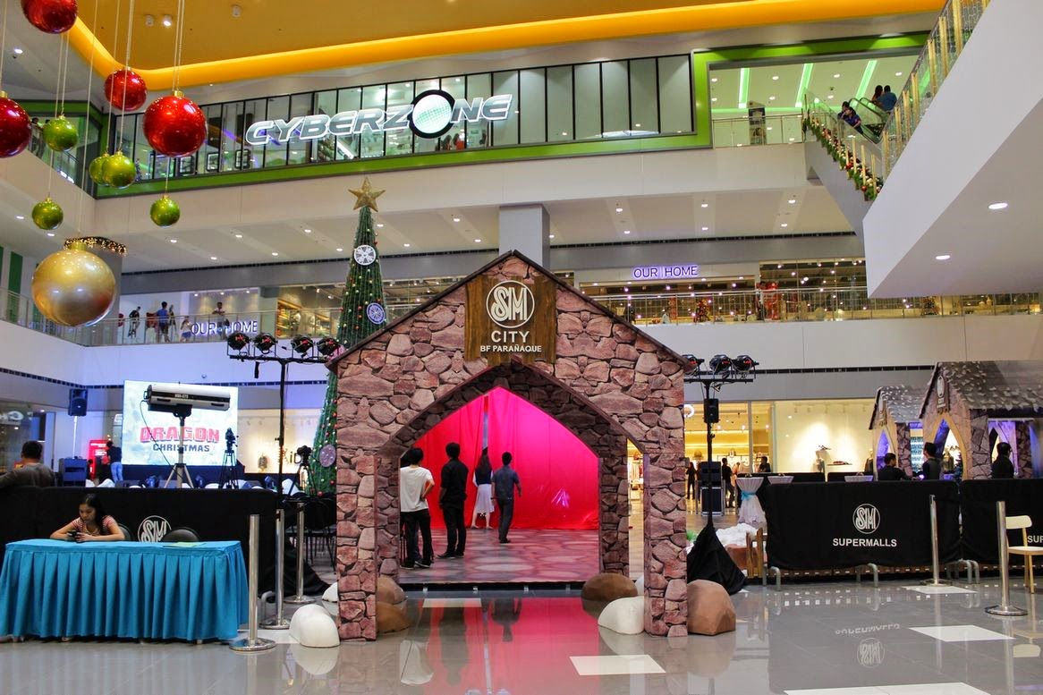 how to train your dragon christmas at sm city bf paraaque - How To Train Your Dragon Christmas