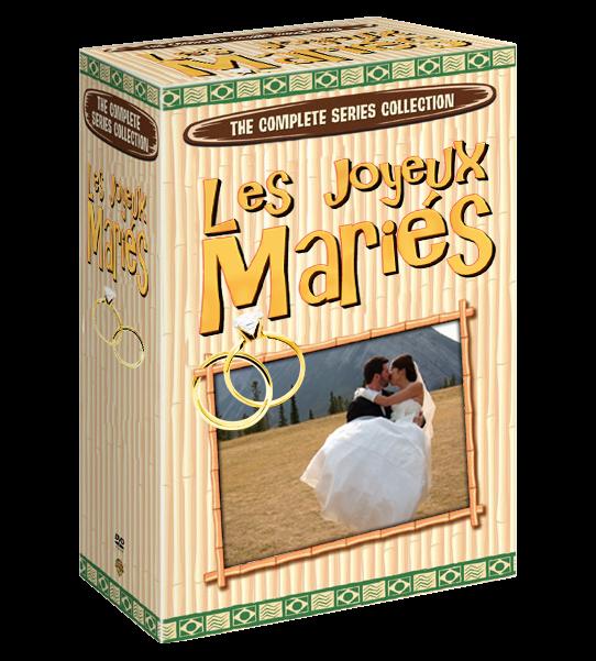 DVD des Joyeux Mariés
