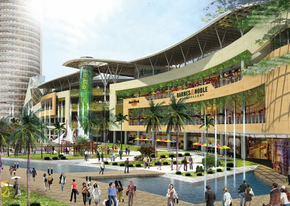 Bintaro Jaya Xchange Mall pusat lifestyle dan belanja terbaru di selatan Jakarta