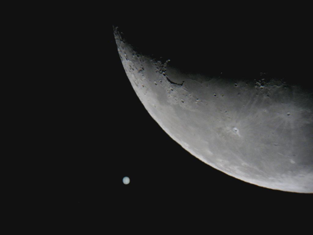 moon and jupiter alignment - photo #37