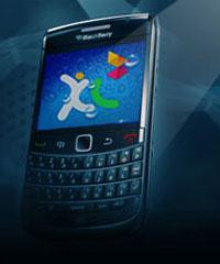 paket layanan blckberry XL
