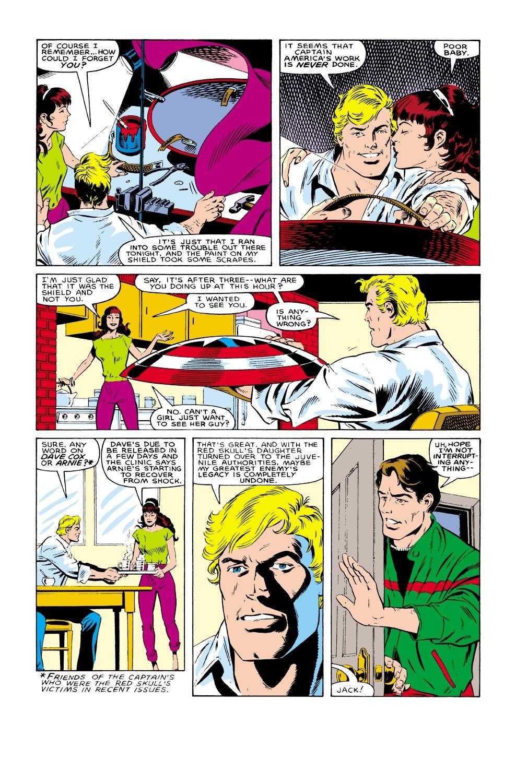 Captain America (1968) Issue #302 #230 - English 13