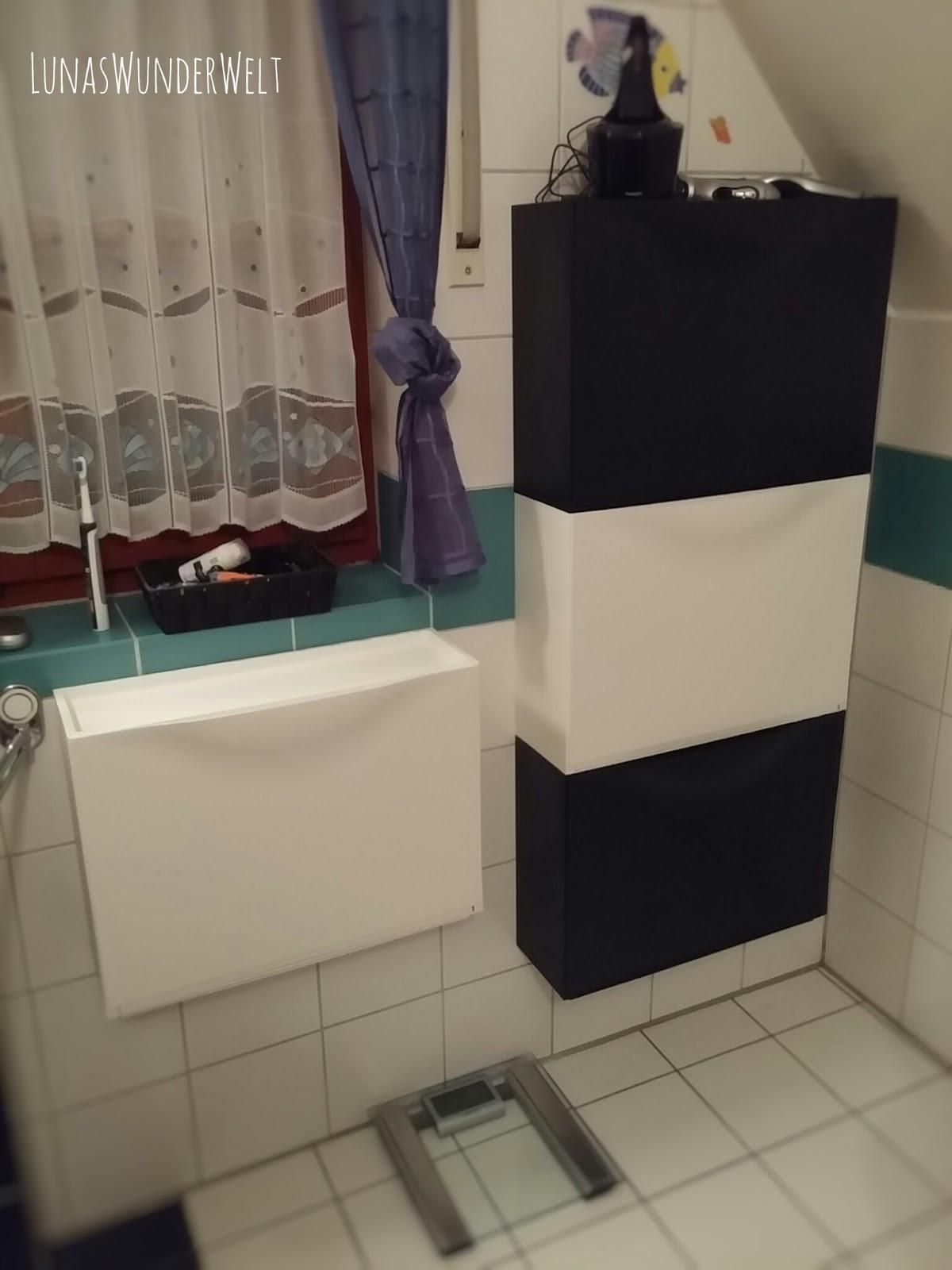 Ikea Godmorgon Tall Cabinet ~ Ich bin froh, mich für diese Lösung entschieden zu haben Viel