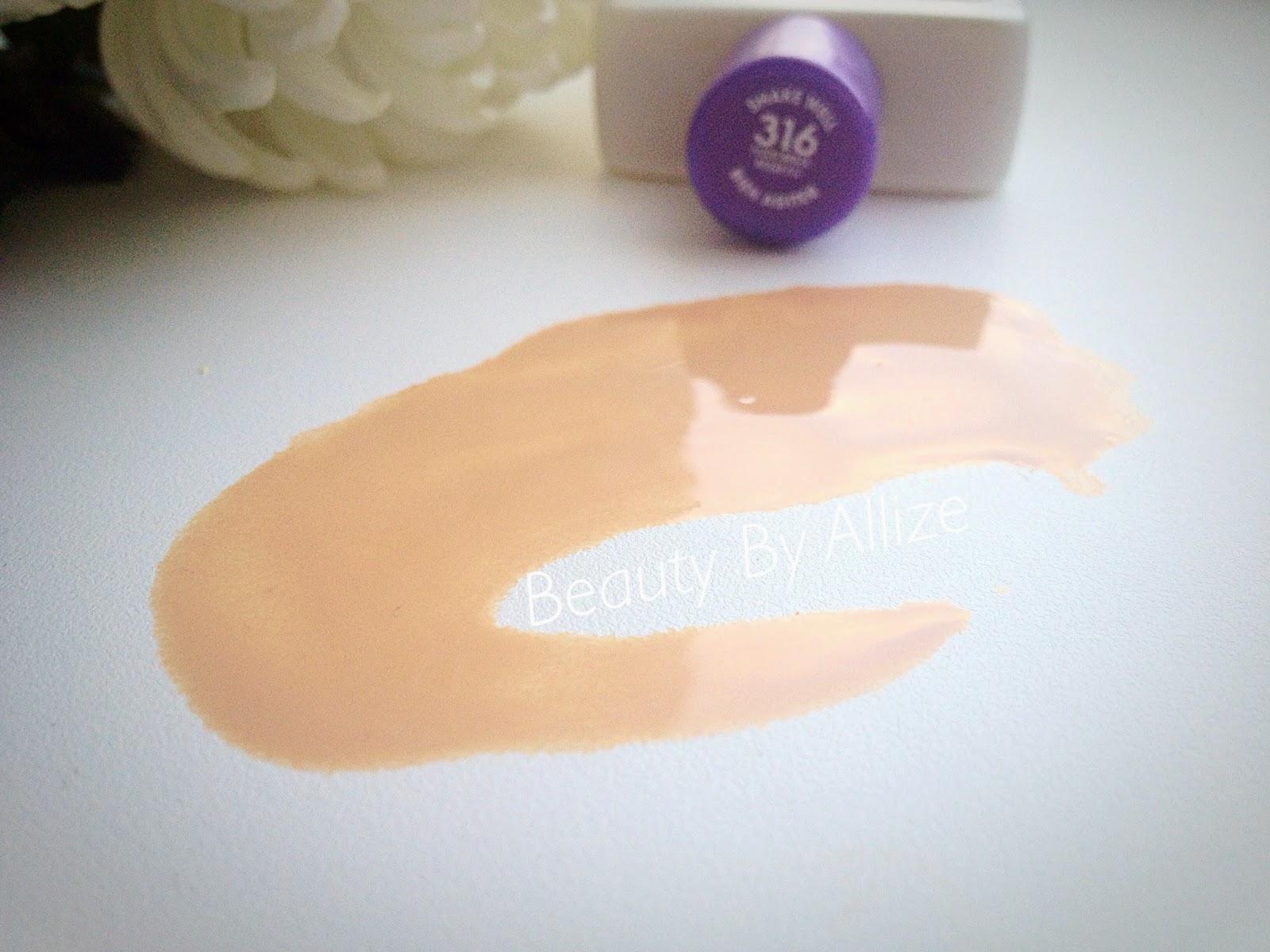 Magic Nude Liquide Powder , L`oreal Paris, жидкий флюид, тональный