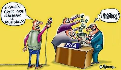 La FIFA siempre gana