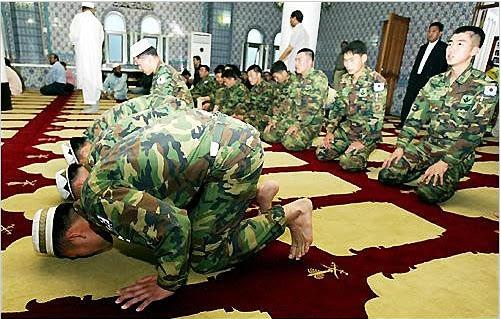 Hidayah Allah Kepada 38 Tentara Korea