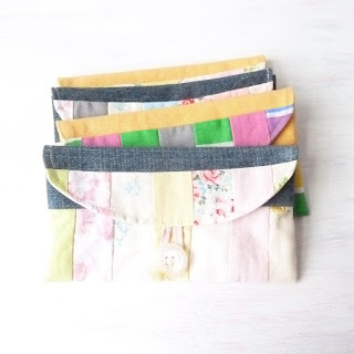 Handmade Checkbook Holders