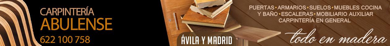 Carpinteros en Ávila | PRESUPUESTO GRATIS
