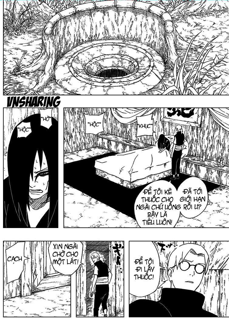 Naruto chap 343 Trang 12 - Mangak.info