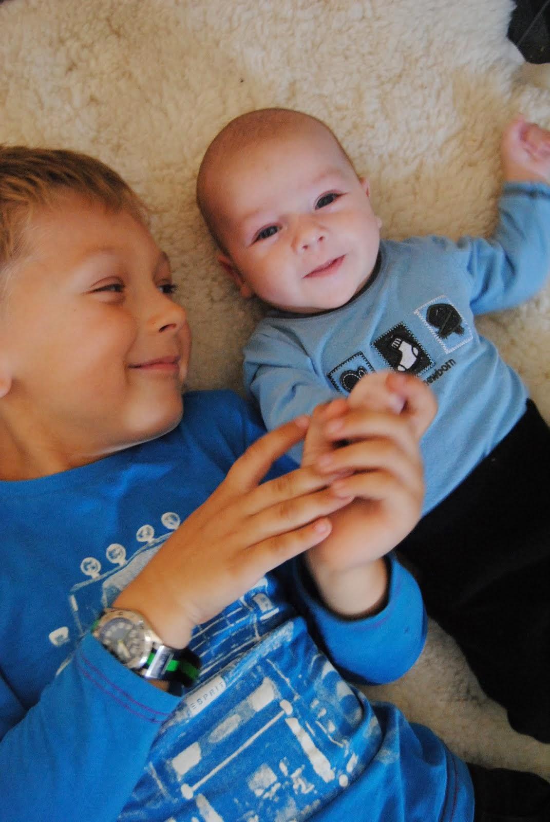 Mina underbara söner, sep-14